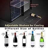 WIE 18 Bottle Wine Refrigerator Compressor