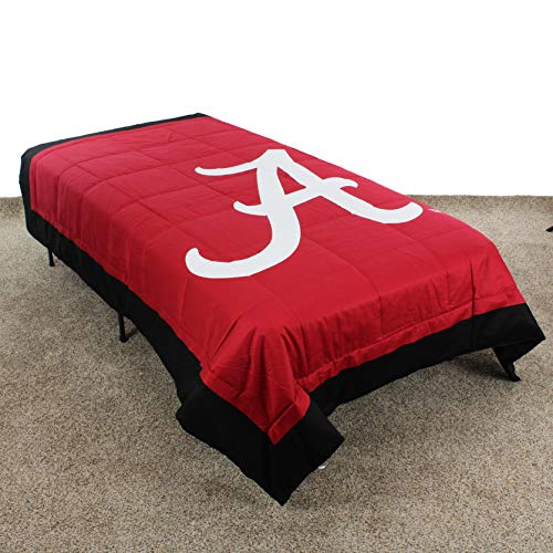 College Covers Alabama Crimson Tide Comforter Only Queen Team Color