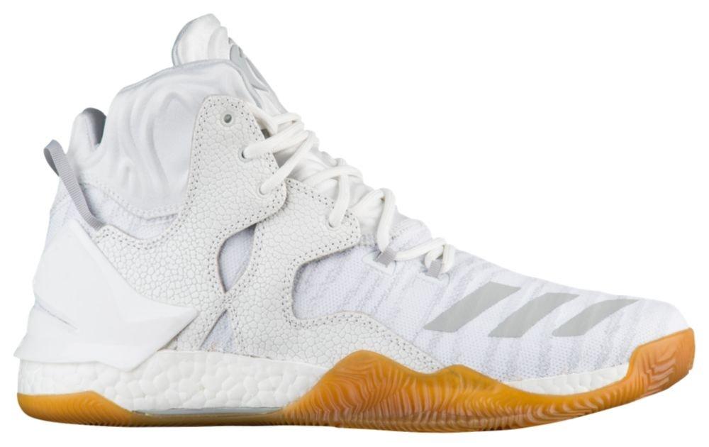 [アディダス] adidas D Rose 7 - メンズ バスケット [並行輸入品] B071ZKZ8CQ US12.0 White/Cardboard
