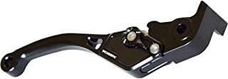 product image for Vortex V3 2.0 Brake Lever (Long) (Black) Compatible with 08-12 Suzuki Hayabusa