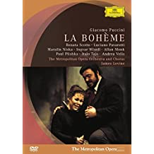 Puccini - La Boheme / Luciano Pavarotti, Renata Scotto, Maralin Niska, Ingvar Wixell, Paul Plishka, James Levine, Metropolitan Opera