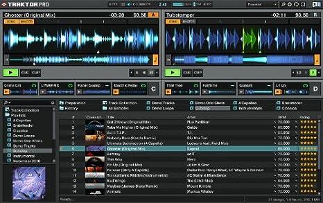 NATIVE INSTRUMENTS TRAKTOR PRO 2: Amazon co uk: Musical Instruments