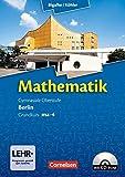 Bigalke/Köhler: Mathematik Sekundarstufe II - Berlin - Neubearbeitung: Grundkurs ma-4 - Qualifikationsphase - Schülerbuch mit CD-ROM