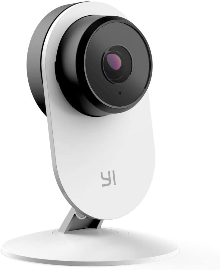 YI Home Camera 3, 1080P Wireless Security Surveillance System Smart IP Indoor House Cam, Audio, App for Baby Nanny Pet Monitor