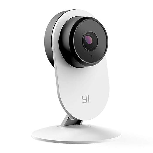 Camara IP YI Home Camera 3 Camara Vigilancia Wifi Interior Camara Wifi 1080p 2.4G Sensor de Movimiento, Inteligencia Artificial Detección Humana ...