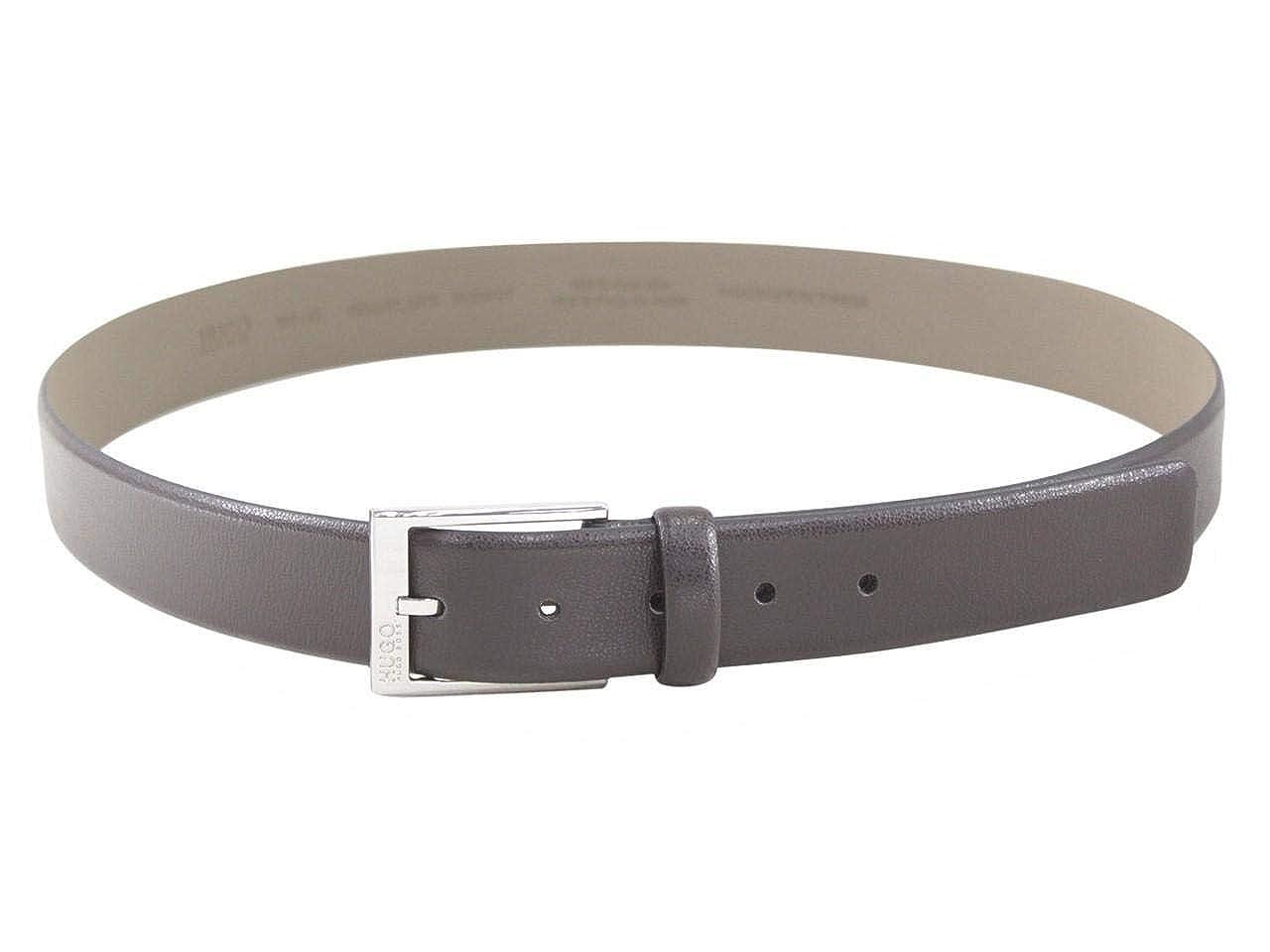 Hugo Boss Mens Gellot Genuine Leather Belt