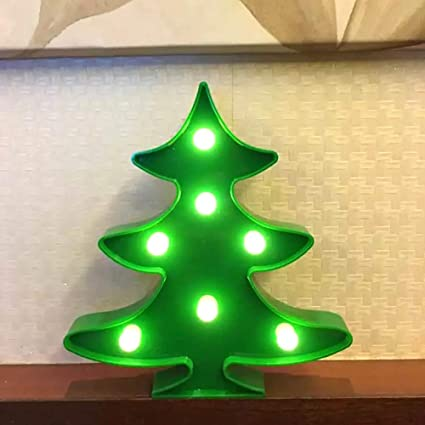 hot saledeeseetmchristmas tree lights led light up white