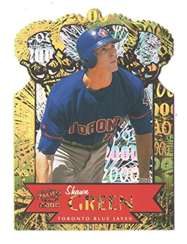 Toronto Blue Jays Die Cut (2000 Pacific Gold Crown Die Cuts - TORONTO BLUE JAYS)