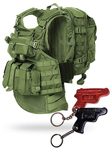 BA8029 Amran Tactical Semi Modular Vest
