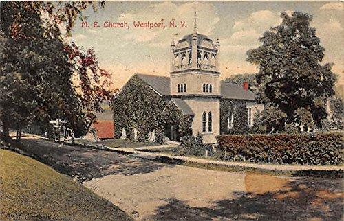 Westport, New York Postcard - Westport Usa