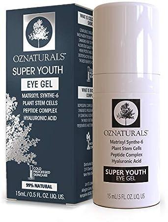 Amazon.com: OZNaturals Gel para ojos Crema para ojos - Para ...