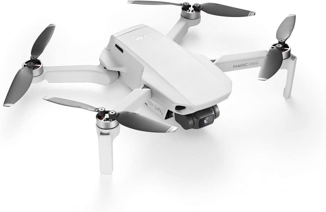 Dji Mavic Mini Drohne Leicht Und Tragbar Flugzeit Kamera
