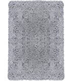 Better Homes and Gardens Hotel Style Bath Rug, Silver