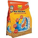 TetraPond Koi Vibrance, Soft Sticks, Floating Pond Food