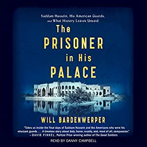 The Prisoner in His Palace Audiobook