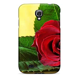 for Iphone 5/5S Case Cover Tpu Phone Case Cover(motherDay Beautiful Flower Love The Reason)