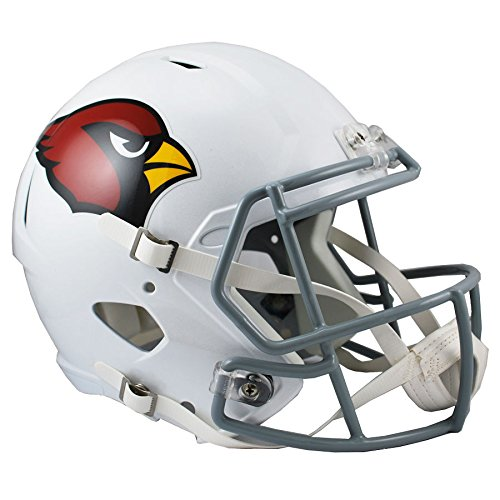 Arizona Cardinals Officially Licensed Speed Full Size Replica Football (Riddell Arizona Cardinals Replica Helmet)