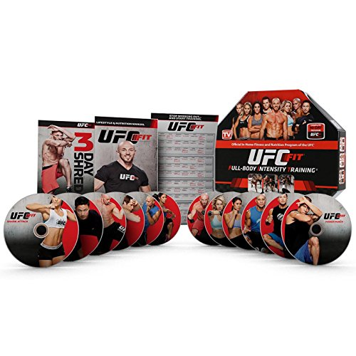UFC Fit Complete 12-Week Home Training Fitness