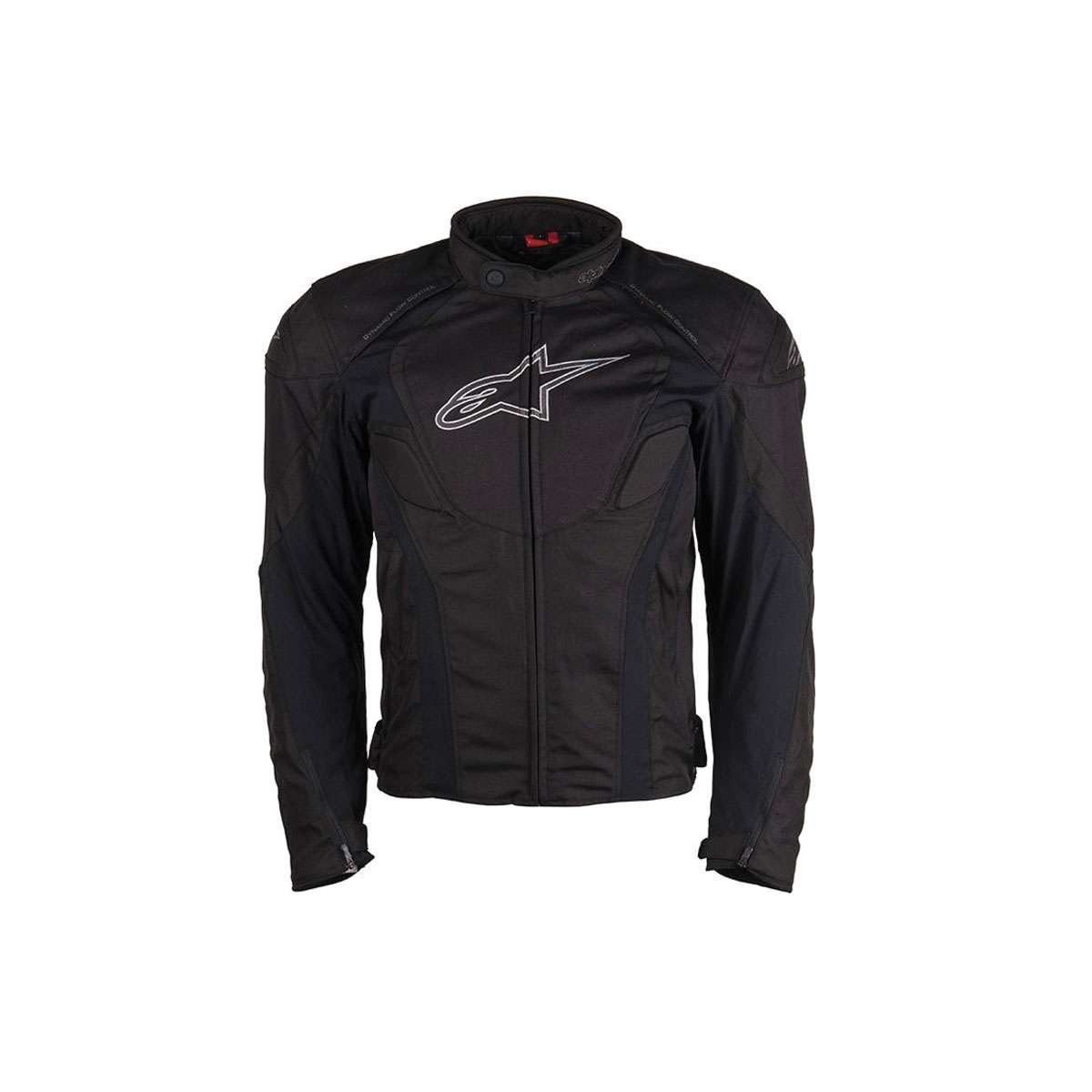 Taille L Noir//Blanc//Rouge Alpinestars Blouson moto T-jaws Waterproof