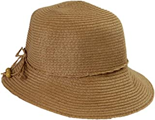 a23b9a5aa15b8 August Hat Company Women s Classic Cloche Hat Natural