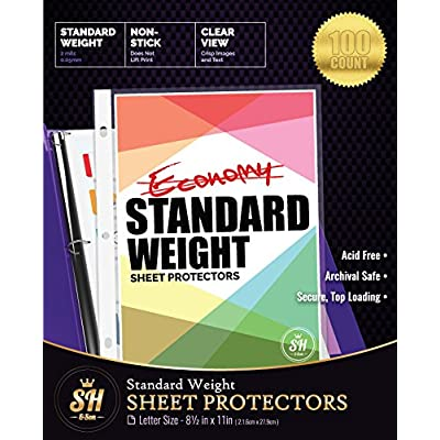 sh-son-clear-sheet-protectors-letter