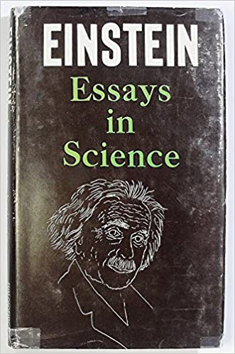 essays in science albert einstein  amazoncom books
