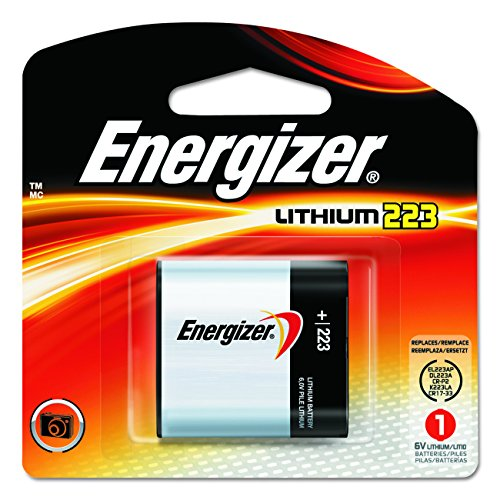 Energizer EL223APBP Professional Lithium Battery