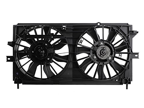 (Sunbelt Radiator And Condenser Fan For Chevrolet Monte Carlo Impala GM3115122 Drop in Fitment)