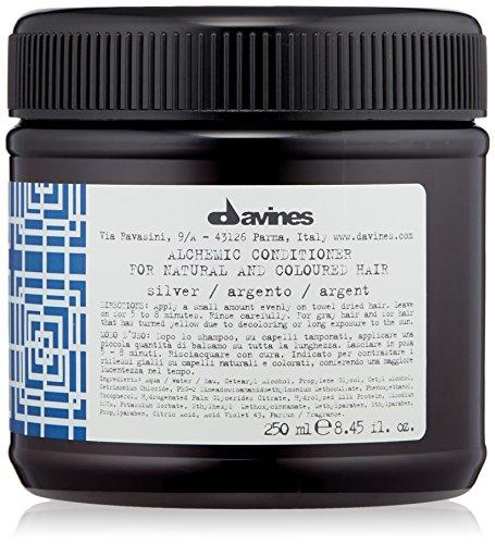 Davines Alchemic Conditioner, Silver, 8.45 fl. oz.