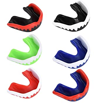 Sports Mouthguard Adult Mouth Guard Boxing MMA Teeth Protection KickBoxing