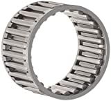 Koyo WJ-141816 Needle Roller Bearing, Radial Roller and Cage, Open, Steel Cage, Inch, 7/8