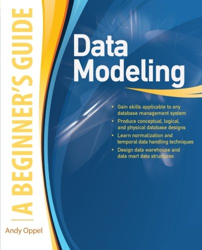 Data Modeling: A Beginner's Guide by McGraw-Hill Education