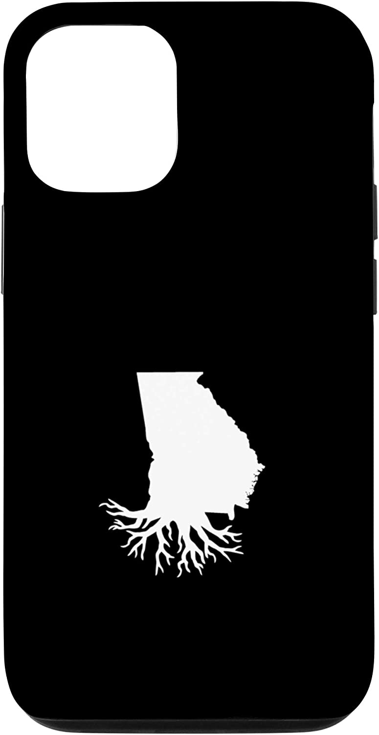 iPhone 12/12 Pro Vintage Home Grown Georgia State Roots Hometown Case