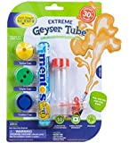 Steve Spangler Science Extreme Geyser Tube Experiment, 1 Tube & 3 Additional Caps – Science Experiment for Kids, Turns Soda Bottle and Mentos into Erupting Geyser, STEM Activity for Classroom/Home Use