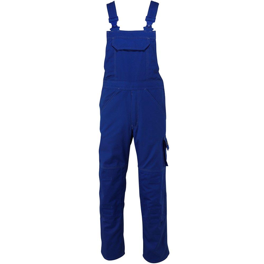 Mascot 10569-442-11-82C66''Newark'' Bib & Brace Overalls, L82cm/C66, Blue