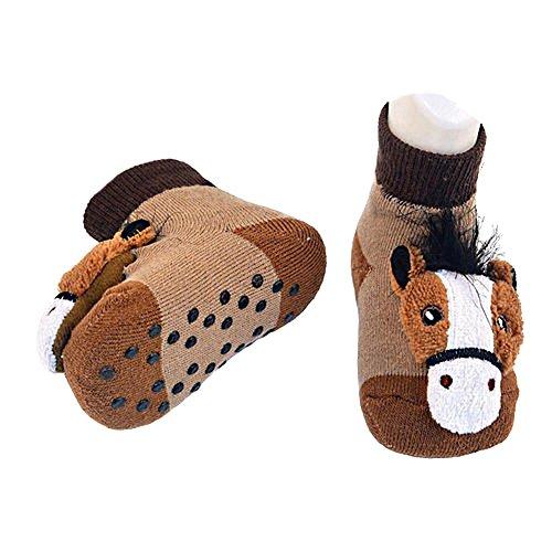 ocks (0-1 Year, Horse) (Horse Infant Rattle)