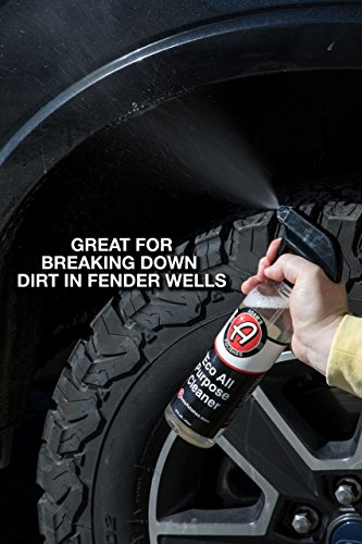 Adam's ECO All Purpose Cleaner - Industrial Strength, Concentrated Formula Can be Diluted Down - Tough on Dirt but Easy on Your Car, You, and The Environment (5 Gallon) by Adam's Polishes (Image #2)