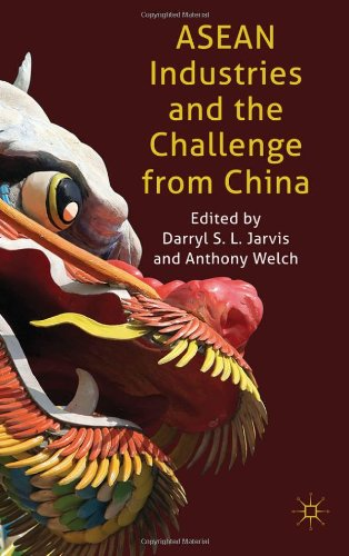 [PDF] ASEAN Industries and the Challenge from China Free Download | Publisher : Palgrave Macmillan | Category : Business | ISBN 10 : 0230542344 | ISBN 13 : 9780230542341
