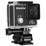 Dazzne P3 Ambarella A7LS75 FHD 1080P 60FPS 2.0 Inch TFT Screen HDMI HD Output Waterproof Action Sports Camera