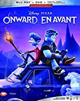 Onward [Blu-ray + DVD + Digital] (Bilingual)