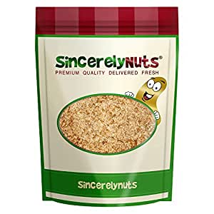 Sincerely Nuts Natural Almond Flour Meal - Two Lb. Bag - Healthy & Nutritious Alternative - Reduce Fat, Full Of Protein, Fiber - 100% Kosher Certified