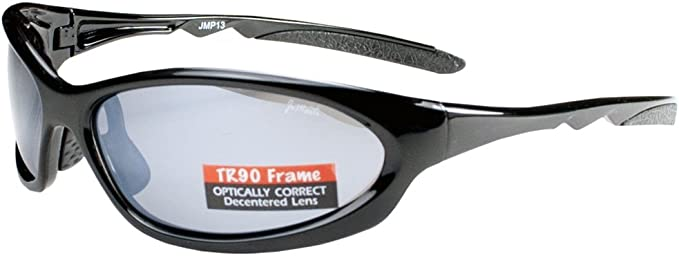 Polarized P13 Sports Wrap Sunglasses with TR90 Frame
