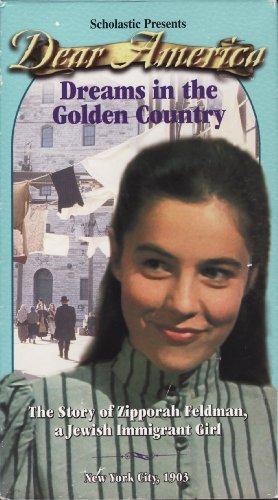 Dear America: Dreams in the Golden Country (Corset Dream)