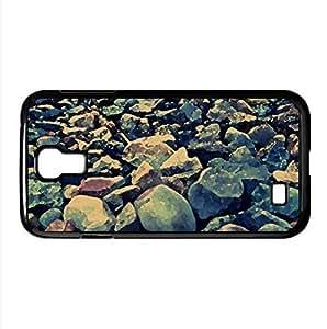 Rocks Watercolor style Cover Samsung Galaxy S5 I9600/G9006/G9008 Kimberly Kurzendoerfer