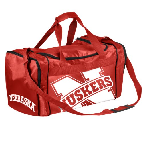 Nebraska Core Duffle Bag