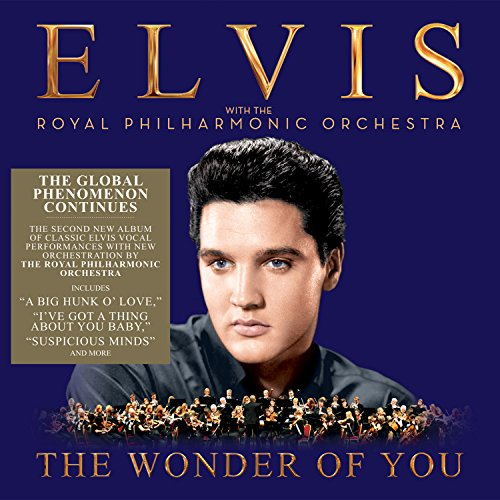 Elvis Presley - The Wonder Of You: Elvis Presley With The Royal Philharmonic Orchestra (2016) [FLAC] Download