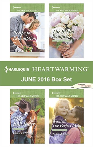 book cover of Harlequin Heartwarming June 2016 Box Set