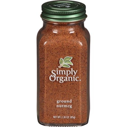Simply Organic Ground Nutmeg (6x2.3Oz )
