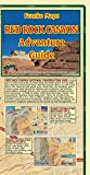 Red Rock Canyon Nevada Adventure Guide Topographic Trail Map Franko Maps Waterproof Map