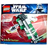 LEGO Star Wars BrickMaster Exclusive Mini Building Set #20019 Slave I Bagged